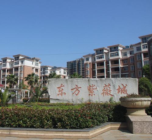 煜升楼宇308可视对讲系统入驻---九江东方紫薇城