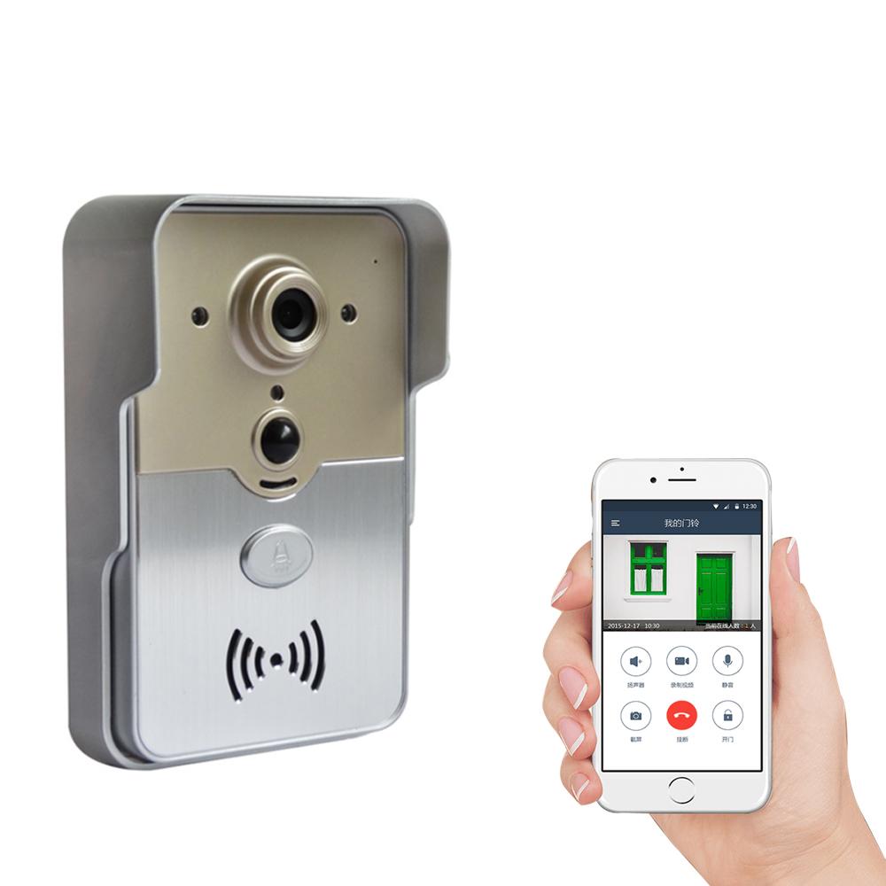 Wi-Fi 可视门铃 RS-3739