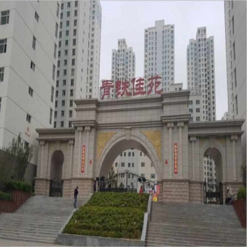 煜升楼宇308可视对讲系统入驻---青海西宁青铁佳苑